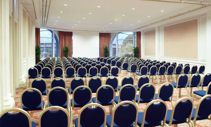Hilton Brussels Grand Place Hotel, Belgien – Meetingbereich