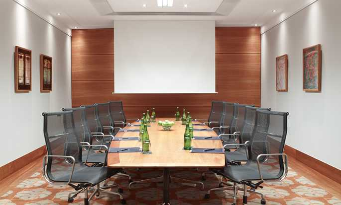 Hilton Brussels Grand Place Hotel, Belgien – Boardroom