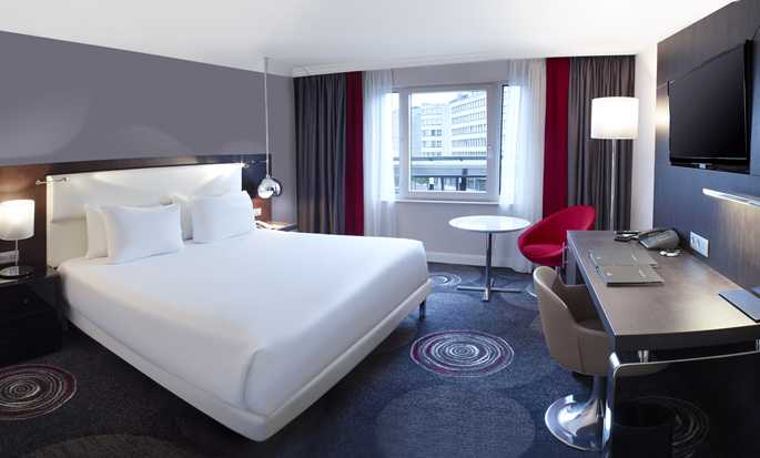 Hilton Brussels Grand Place hotel, België - King kamer