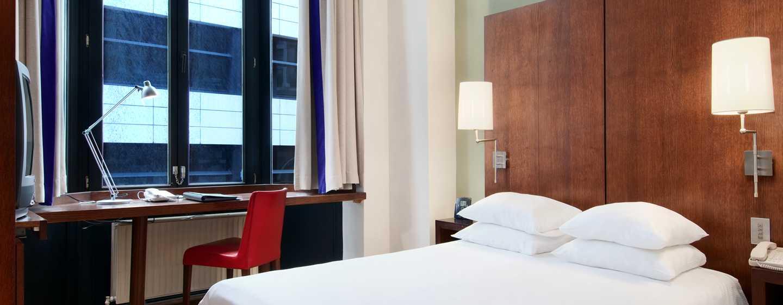 Hotels in het stadscentrum van brussel hilton brussels city bru belgi - Kamer van bian ...