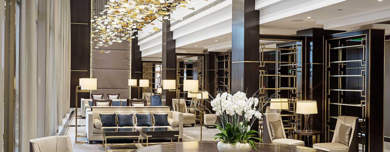 Hotel Hilton Budapest, Maďarsko – Vstupní hala