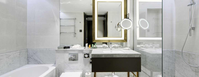 Hotel Hilton Budapest, Maďarsko – Nové koupelny