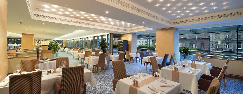 Hotel Hilton Budapest City, Węgry – Restauracja Arrabona