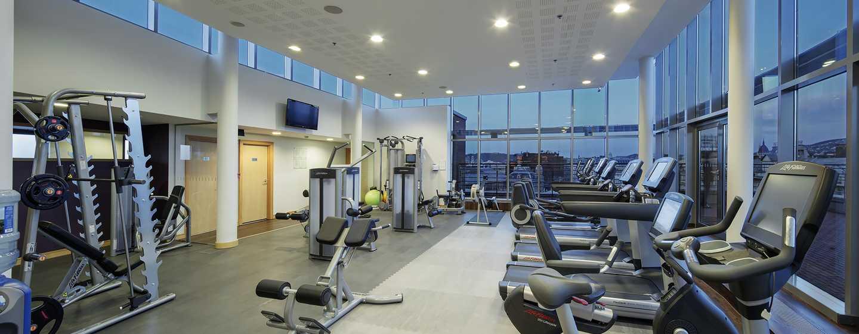 Hotel Hilton Budapest City, Maďarsko – Fitness centrum