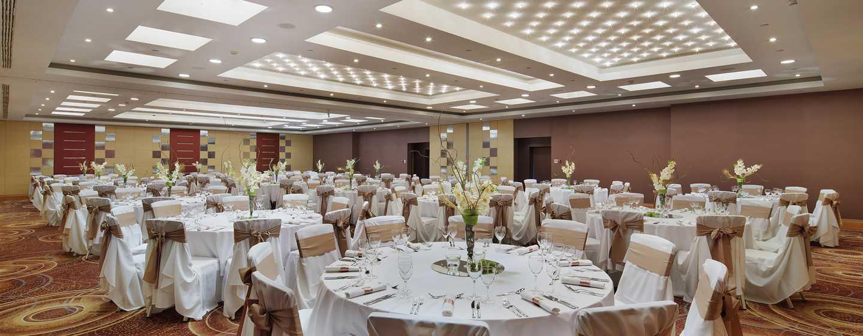 Hotel Hilton Budapest City, Węgry – Sala balowa