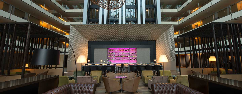 Hilton Buenos Aires, Argentinien– Alberto's Lobby-Bar