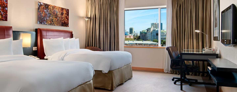 Hotel Hilton Buenos Aires, Argentina – Quarto Double Deluxe
