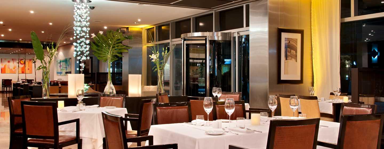 Hotel Hilton Buenos Aires, Argentina – Restaurante El Faro