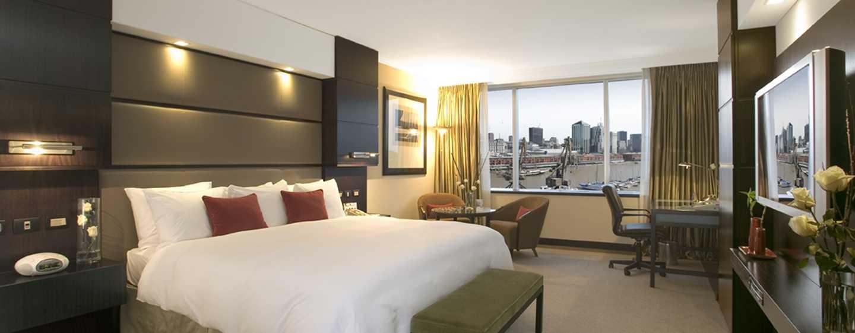 Hotel Hilton Buenos Aires, Argentina - Suite Ejecutiva Corner