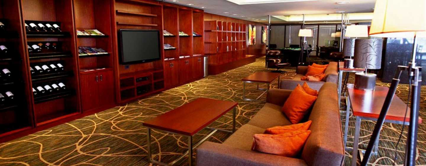 Hotel Hilton Buenos Aires, Argentina - Lounge ejecutivo