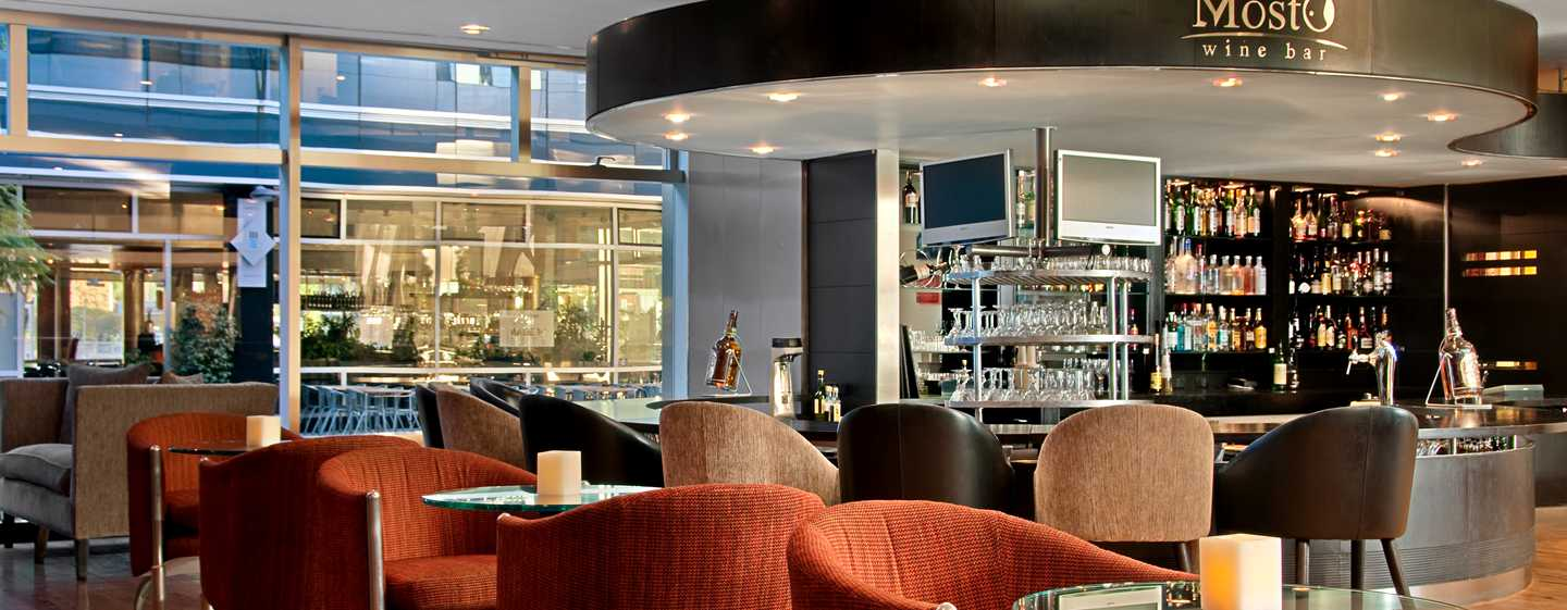 Hotel Hilton Buenos Aires, Argentina - Mosto Wine Bar
