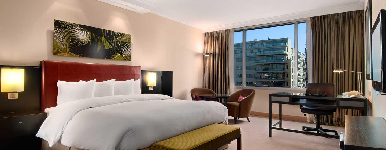 Hotel Hilton Buenos Aires, Argentina - Habitación de lujo con cama Queen