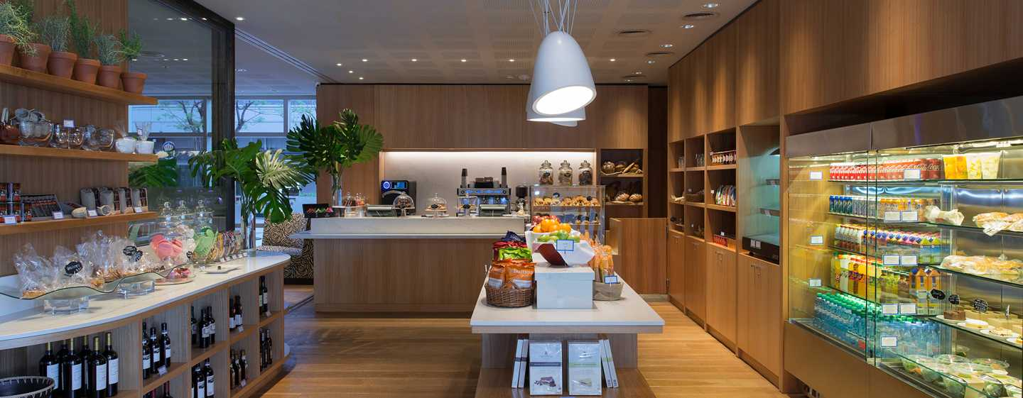Hotel Hilton Buenos Aires, Argentina – Croûtons Grab n'Go