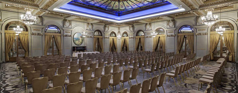 Hotelul Athénée Palace Hilton București, România - Health Club - Sala de bal Le Diplomate