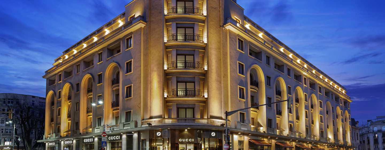 Hotel Athenee Palace Hilton Bucharest, Rumunsko – Hotel Athenee Palace Hilton