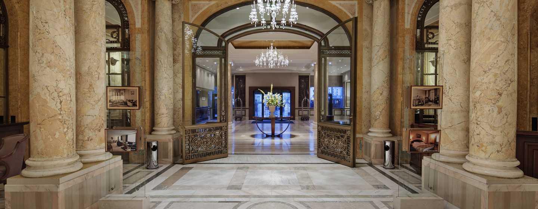 Athenee Palace Hilton Un Hotel Emblematic In Centrul Bucureștiului