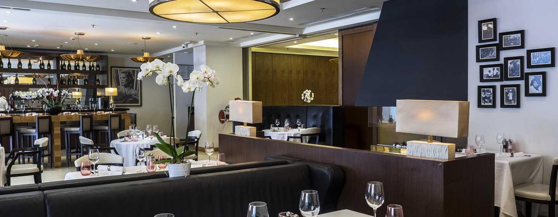 Hotelul Athénée Palace Hilton București, România - Restaurantul Roberto's