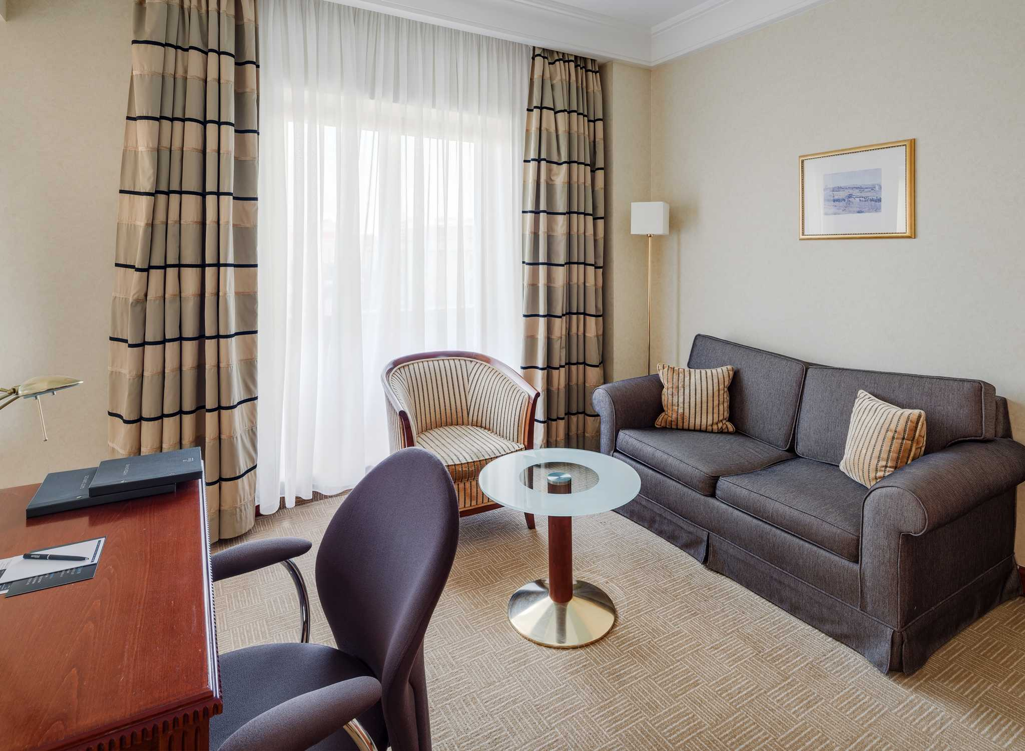 Athenee Palace Hilton Bucharest Hotel, Rumänien U2013 Junior Suite