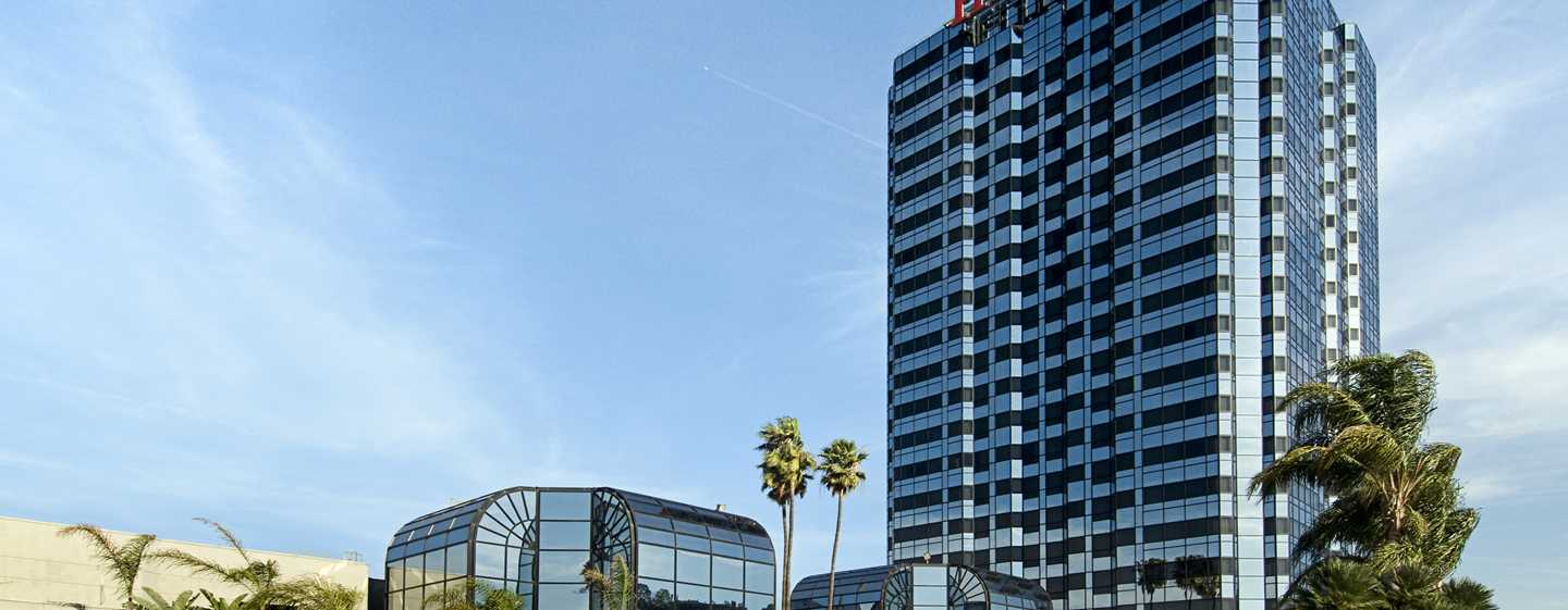 Hilton Los Angeles/Universal City - Exterior do hotel