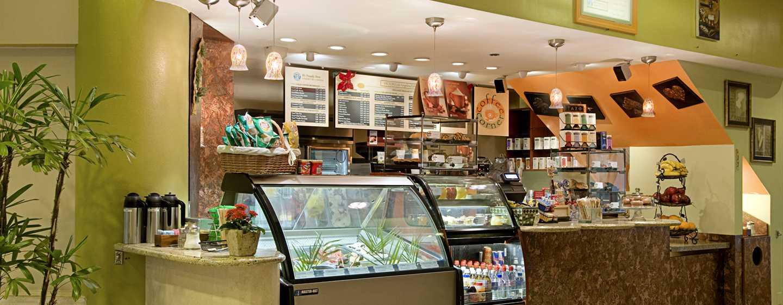 Hilton Los Angeles-Universal City, USA – Coffee Corner