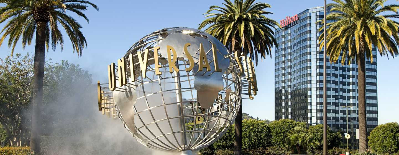 Hilton Los Angeles-Universal City, USA – Universal Studios Hollywood Theme Park