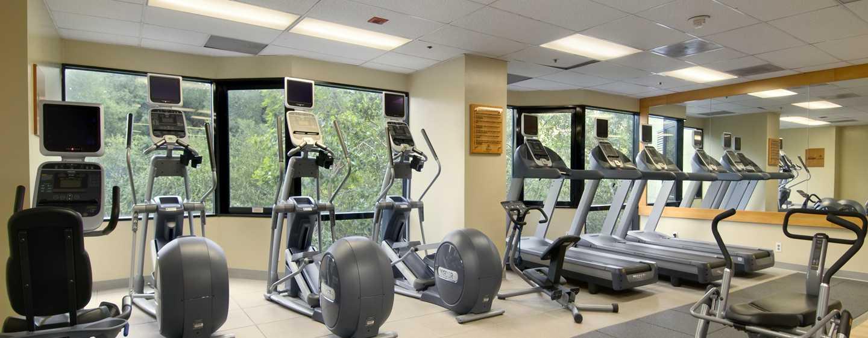 Hilton Los Angeles-Universal City, USA – Fitness Center