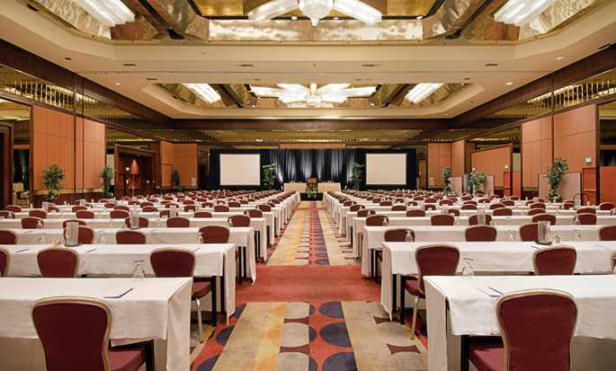 Hilton Los Angeles-Universal City, USA - Ballroom