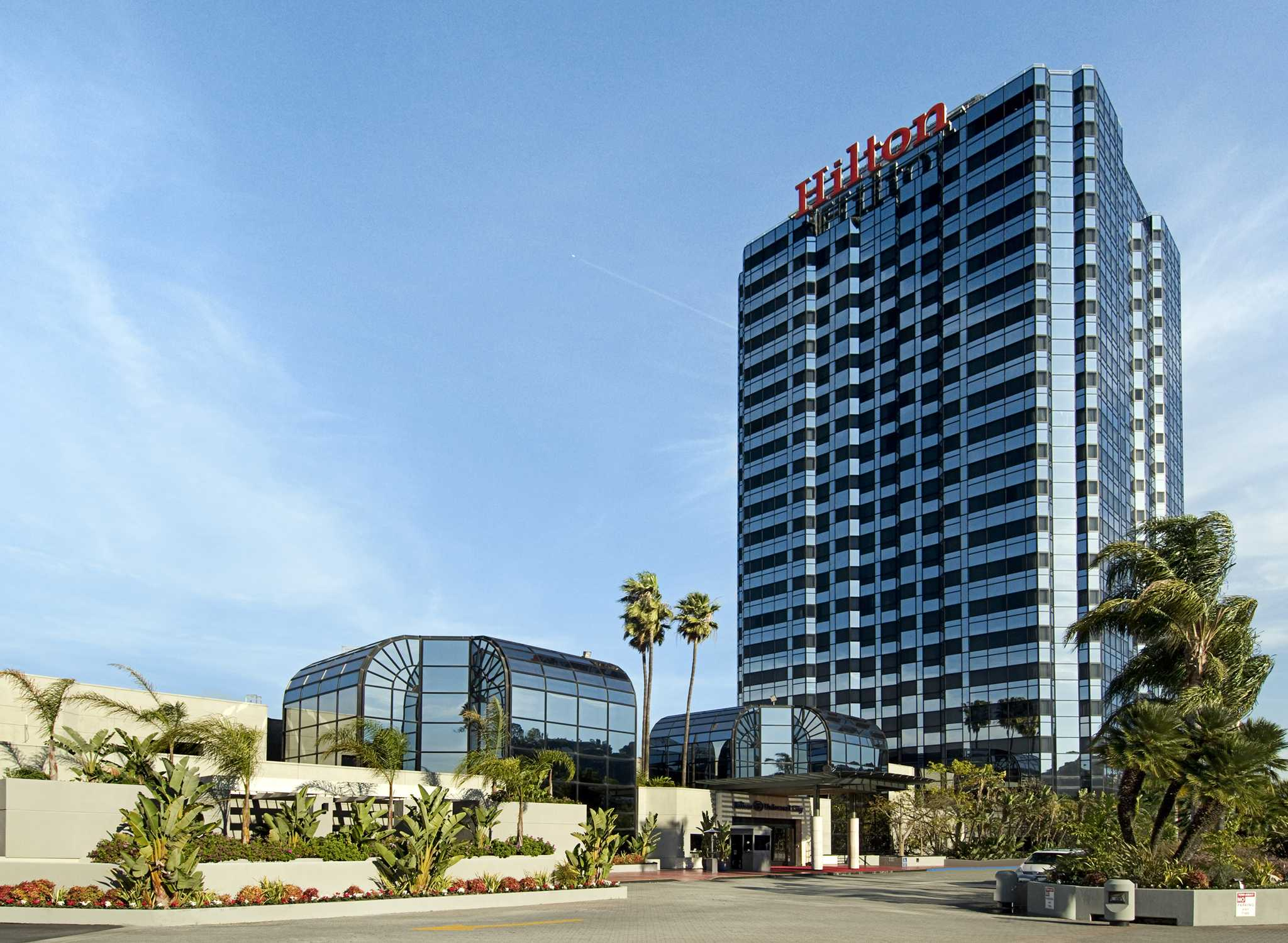 Hilton Los Angeles-Universal City, USA - Hotel exterior