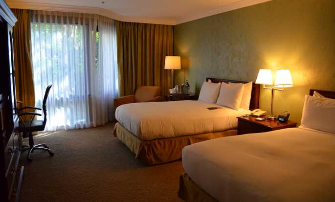 Hilton Los Angeles-Universal City, USA - Accessible rooms