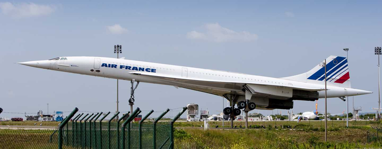 Hilton Paris Charles de Gaulle Airport hotel, Frankrijk - Concorde