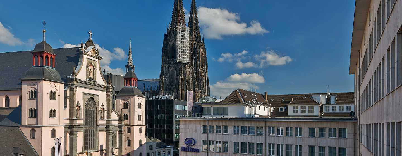 Hilton Cologne, Duitsland - HILTON COLOGNE