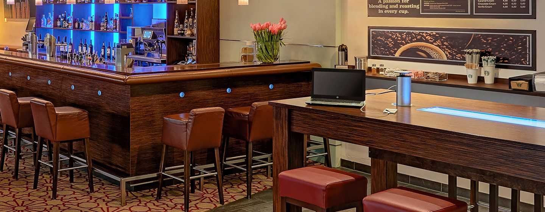 Hilton Cologne, Duitsland - LOBBY CAFFÉ & BAR
