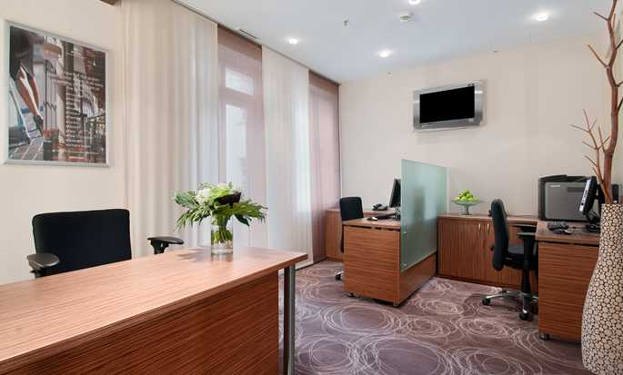 Hilton Cologne, Duitsland - Businesscenter
