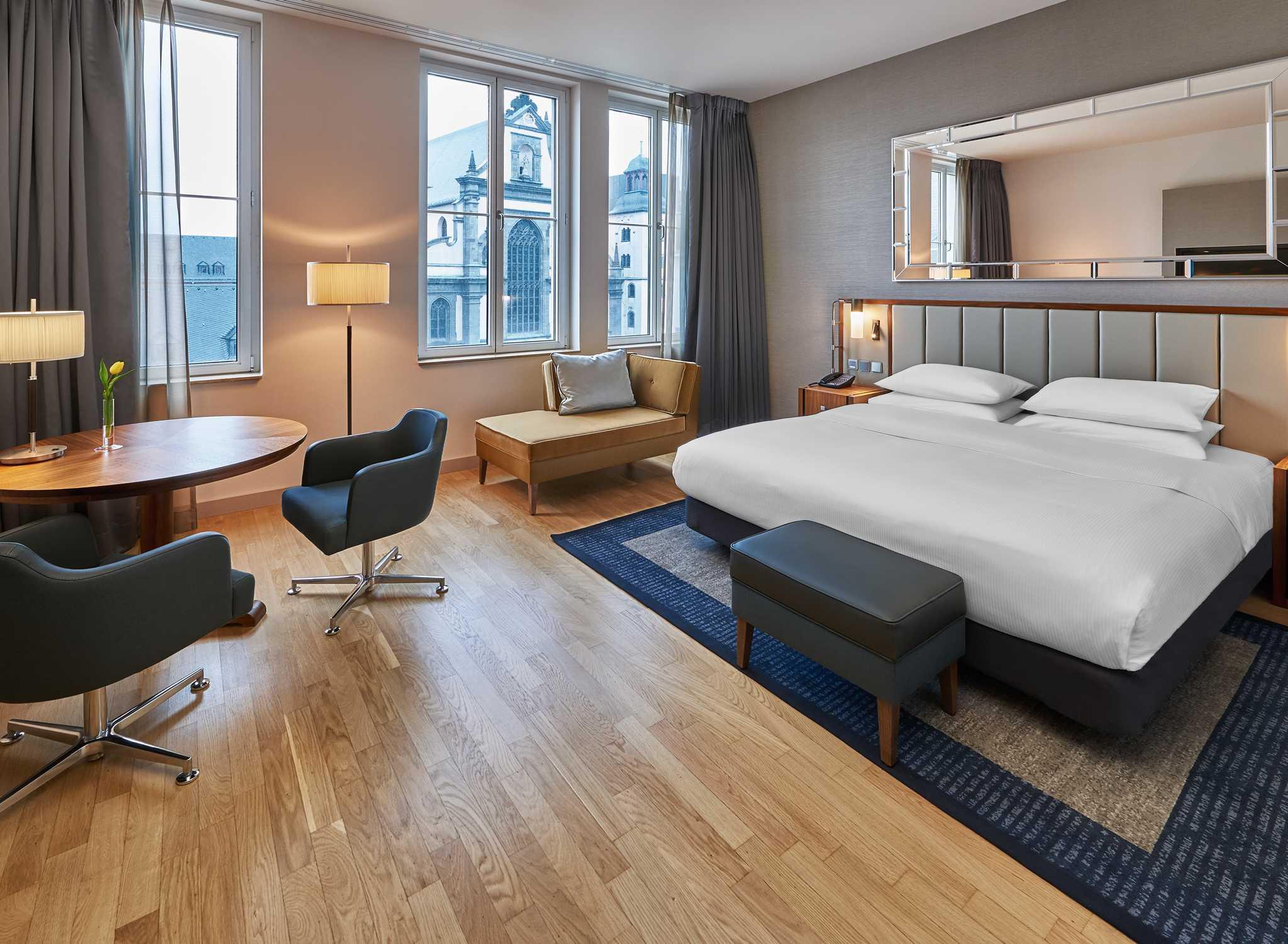 Hilton Cologne Hotels In Der Innenstadt Am K 246 Lner Dom