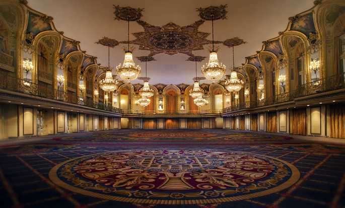 Hilton Chicago, Illinois - Salón de fiestas Grand Ballroom