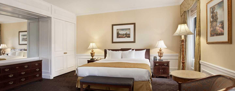 The Drake Hotel, Chicago, EUA - Suíte Parlor Chicago's Gold Coast
