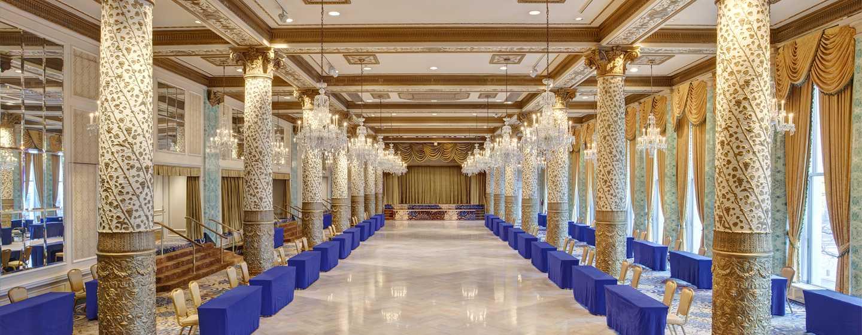 The Drake Hotel, Chicago, EUA - Salão de exibição