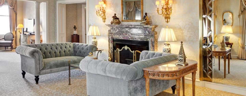 The Drake Hotel, Chicago, EUA - Sala de estar Princess Diana