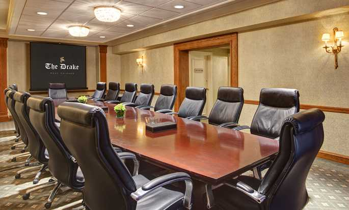 The Drake Hotel, Chicago, USA – Boardroom