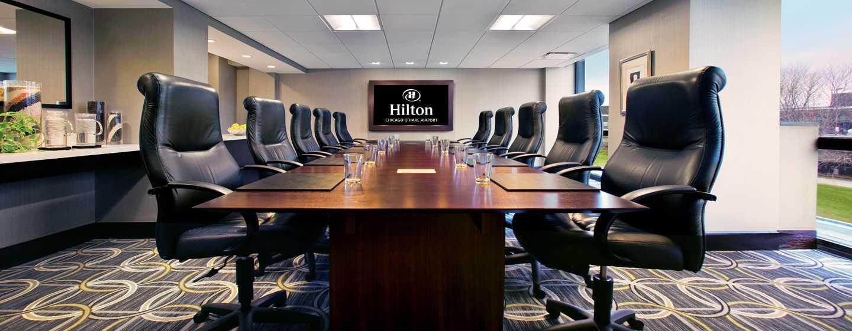 Hilton Chicago O'Hare Airport, USA - Executive Boardroom