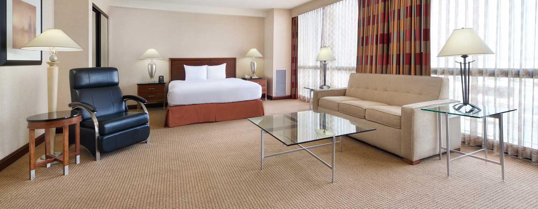 Hilton Chicago O'Hare Airport, USA - Junior Suites