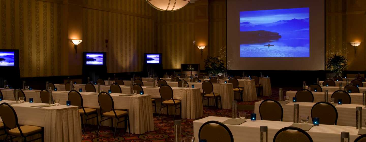 Hilton Chicago O'Hare Airport, USA - Conference Room