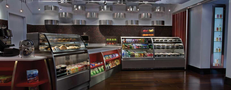 Hilton Chicago O'Hare Airport, USA - Caffe Mercato
