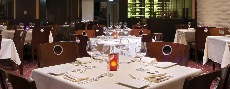 Hilton Chicago O'Hare Airport, USA - Andiamo Restaurant