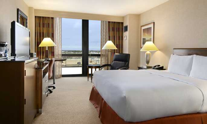 Hilton Chicago O'Hare Airport, EUA – Quarto King