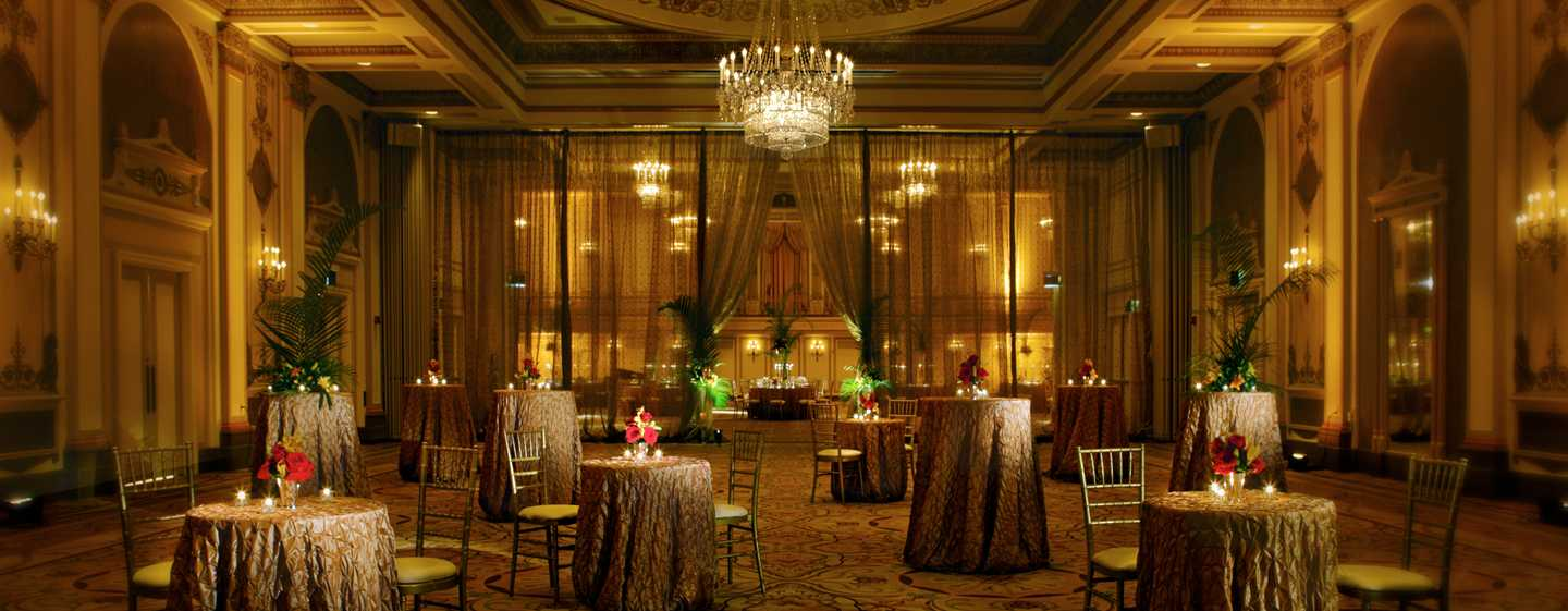 Palmer House® A Hilton Hotel, Chicago IL – State Ballroom