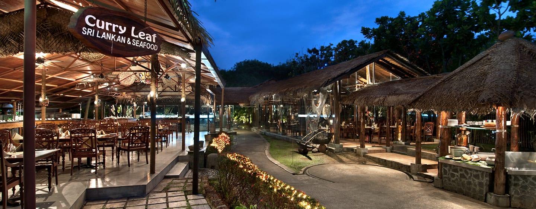 - Curry Leaf- ร้านอาหารศรีลังกาและอาหารทะเล
