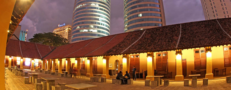 โรงแรม Hilton Colombo ศรีลังกา - The Dutch Hospital