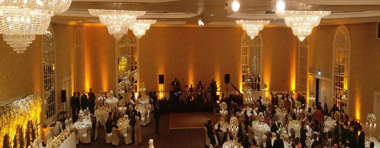 โรงแรม Hilton Colombo ศรีลังกา - ห้องบอลรูม