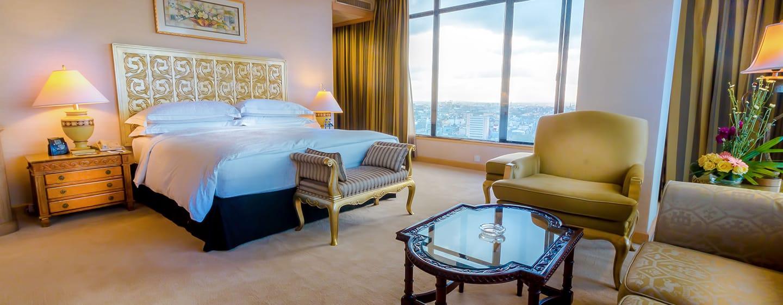 โรงแรม Hilton Colombo ศรีลังกา - ห้องพักโรงแรม
